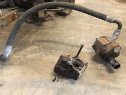 Presa di forza e pompa idraulica per ribaltabile Volvo Fh 12 - Lotto 6 (Asta 3330)