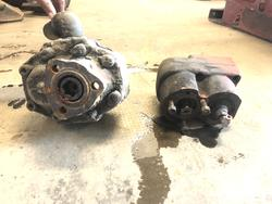 Volvo Fh 12 PTO and hydraulic pump for tipper - Lot 7 (Auction 3330)
