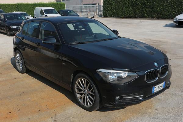 4#3331 BMW 118D