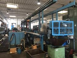 Impianto di lavaggio metalli lavatrice Adl e vasca con cesto Sib - Asta 3339