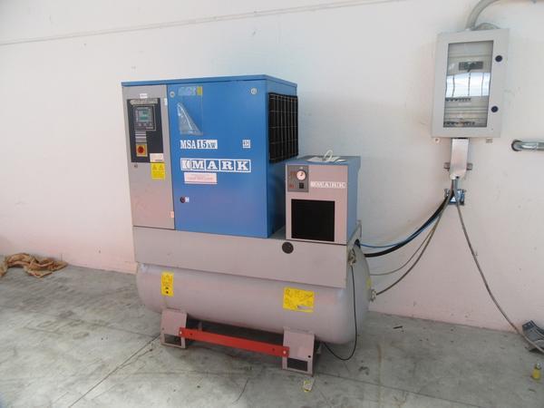 10 3342 compressore mark msa 15d pordenone friuli for Amazon gruppi elettrogeni