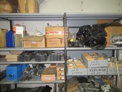 Verlinde chain hoists and components - Lot 6 (Auction 3347)