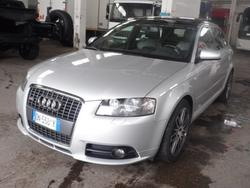 Audi A3 Spb Car - Lot 1 (Auction 3357)