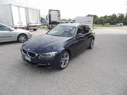 Passenger Bmw 320 d Xdrive car - Lot 4 (Auction 3357)