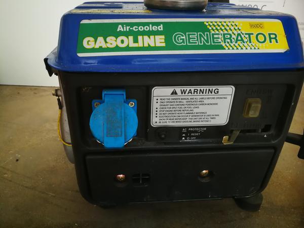 120#3362 Generatore elettrico da campeggio 1kw