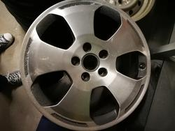 Audi A3 Alloy Wheels - Lot 71 (Auction 3362)