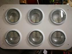 Recessed spotlights - Lot 77 (Auction 3362)