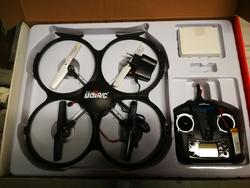 Udi RC Drone with Camera - Lot 80 (Auction 3362)