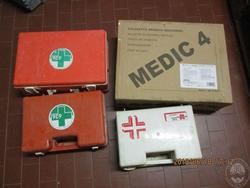 First Aid Boxes - Lot 83 (Auction 3362)