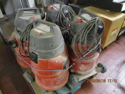 Hilti vacuum cleaner - Lot 84 (Auction 3362)