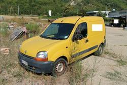 Renault Kangoo truck - Lot 5 (Auction 3365)
