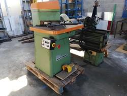 Comaca EHN 260 notching machine - Lote 31 (Subasta 3370)