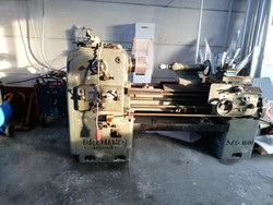 Graziano Parallel lathe - Lot 7 (Auction 3370)