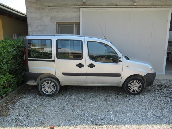 Immagine n. 3 - 1#3371 Autocarro Fiat Dobl