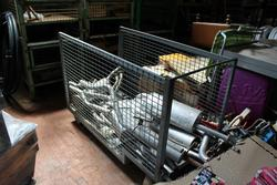 Metal trolleys and transpallets - Lot 4 (Auction 3376)