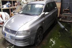 Fiat Punto and Stilo Van - Lot 1 (Auction 3380)