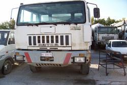 Astra BM 64 26 cement mixer - Lot 14 (Auction 3380)