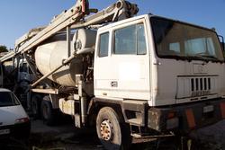 Astra BM 64 30 cement mixer - Lot 15 (Auction 3380)