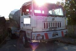 Astra BM 64 30 cement mixer - Lot 18 (Auction 3380)