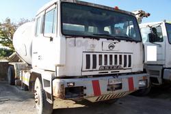Astra BM 64 30 cement mixer - Lot 21 (Auction 3380)