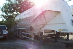 OMEPS CM 39 PC concrete transport semi trailer - Lot 28 (Auction 3380)