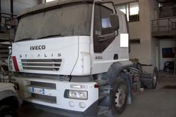 Iveco Stralis AT440S43 road tractor - Lot 31 (Auction 3380)