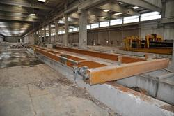 Comef KN 50 overhead travelling cranes - Lot 46 (Auction 3381)