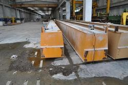 Comef KN 126 overhead travelling cranes - Lot 48 (Auction 3381)