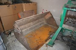 Shovel for forklift - Lot 12 (Auction 3383)