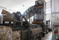 Italcos baling press - Lot 2 (Auction 3383)