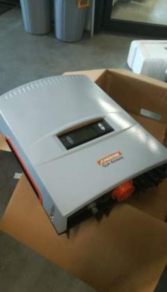 Immagine n. 1 - 1#3386 Inverter Sungrow per fotovoltaico