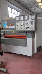 DMC Inferiore wide belt sanding machine and sizer - Lot 38 (Auction 3388)