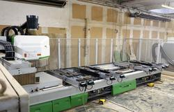 Biesse a CNC Rover 30 L2 axis c working centre - Lot 85 (Auction 3388)