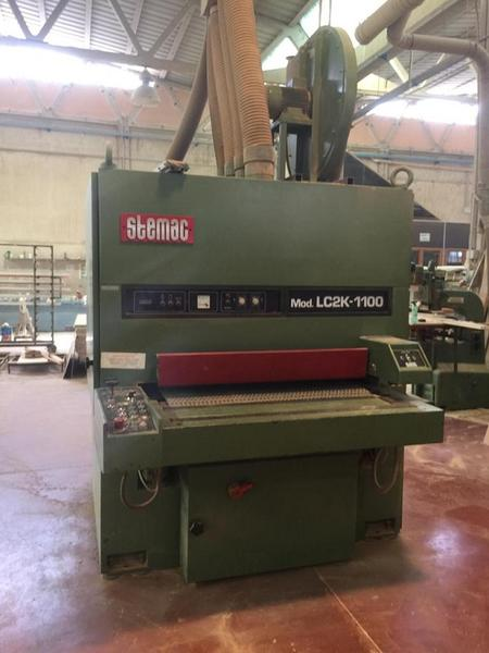 91#3388 Levigatrice Stemac LC2K 1100