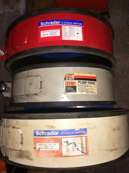 8#3390 Anelli di gonfiaggio pump ring