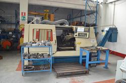 Centro di lavoro verticale Fadal e tornio Graziano - Lotto  (Asta 3393)