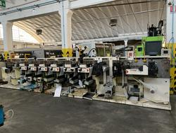 Nilpeter  flexographic rotary printing machine for labels - Lot 1 (Auction 3395)