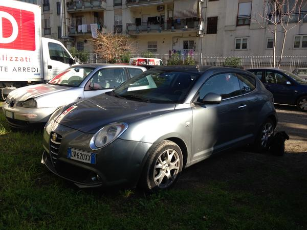 1#3406 Automobile Alfa Romeo Mito