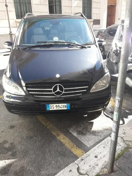 2#3407 Minivan Mercedes Viano  3 V6