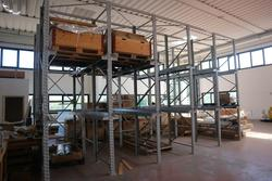 Shelving and trolleys - Lot 10 (Auction 3411)