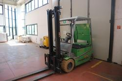 Pieralisi forklift - Lot 7 (Auction 3411)