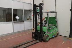 Pieralisi forklift - Lot 8 (Auction 3411)