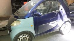 Automobile Smart Fortwo Cabriolet - Asta 3415
