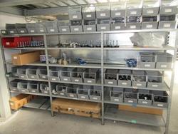 Ricambi e attrezzature per macchine utensili - Lotto  (Asta 3416)