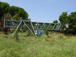 Socem tower crane - Lot 3 (Auction 3419)