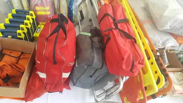 10#3422 Materiale per pronto soccorso