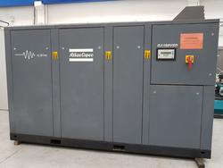 Atlas Copco GA180 VSD A compressor - Lot 13 (Auction 3422)
