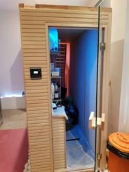 Sauna di sale Hydrius Style - Lotto 16 (Asta 3422)