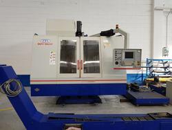 ZPS vertical machining center mod MCFV 1060 NT - Lot 16 (Auction 3423)