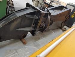 Cayman Zato FCE30R hydraulic shear - Lot 23 (Auction 3423)